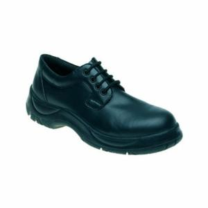 511 Black Wide Grip Plain Shoe